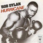 bob dylan hurricane single