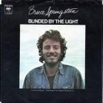 bruce springsteen blinded by the light single