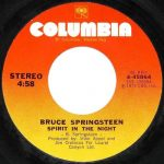 bruce springsteen spirit in the night single