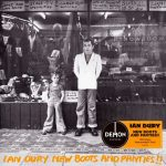 ian dury new boots and panties album