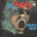 uriah heep gypsy bird of prey single