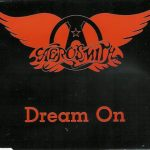 aerosmith dream on single