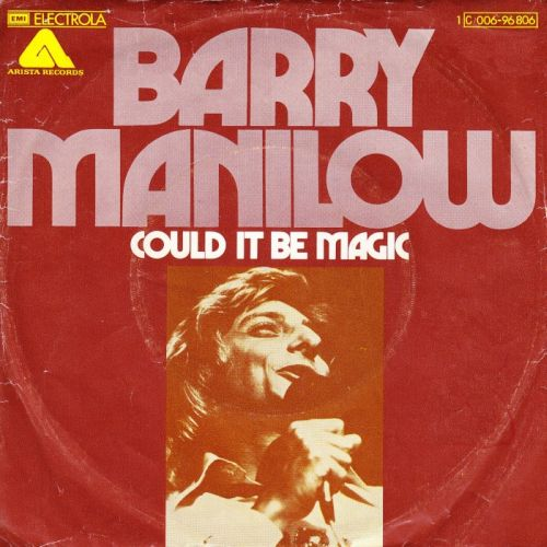 COULD IT BE MAGIC BARRY MANILOW EPUB