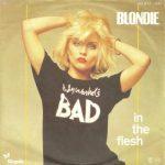 blondie in the flesh single