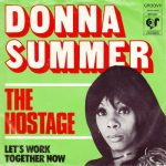 donna summer the hostage single
