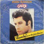 john travolta sandy single