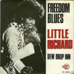 little richard freedom blues single