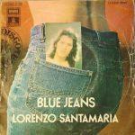 lorenzo santamaria blue jeans single