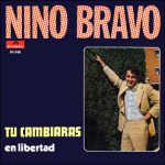 nino bravo tu cambiaras single