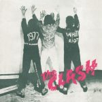 the clash white riot single