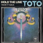 toto hold the line single