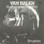 van halen runnin' with the devil single
